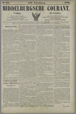 Middelburgsche Courant 1883-10-26