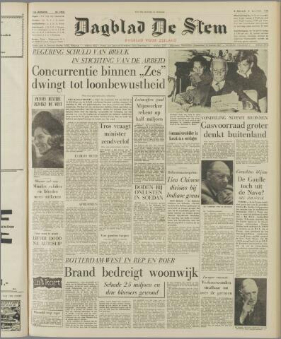 de Stem 1964-12-08