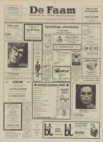 de Faam en de Faam/de Vlissinger 1971-09-30