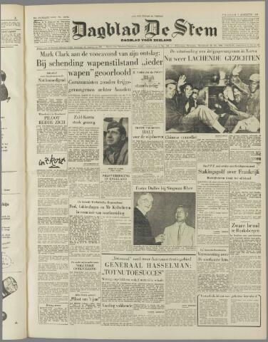 de Stem 1953-08-07