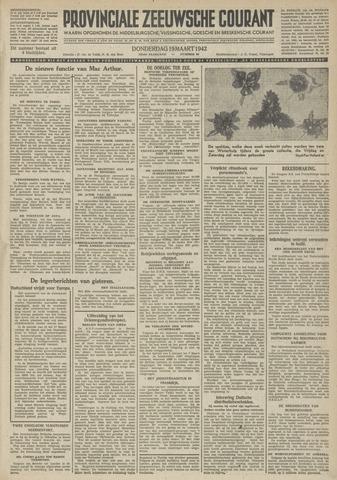 Provinciale Zeeuwse Courant 1942-03-19
