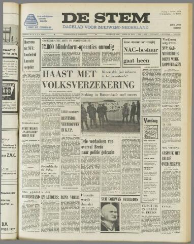 de Stem 1974-02-01