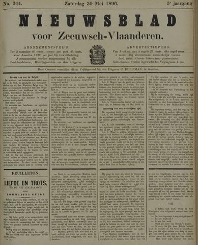 Nieuwsblad voor Zeeuwsch-Vlaanderen 1896-05-30