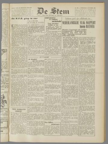 de Stem 1945-10-03