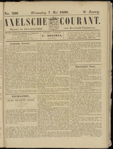 Axelsche Courant 1890-05-07