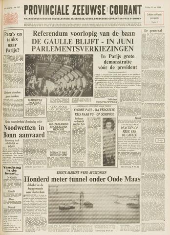 Provinciale Zeeuwse Courant 1968-05-31