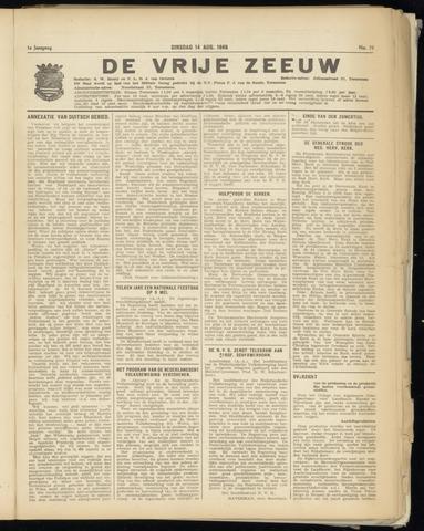 de Vrije Zeeuw 1945-08-14