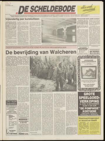 Scheldebode 1990-11-01