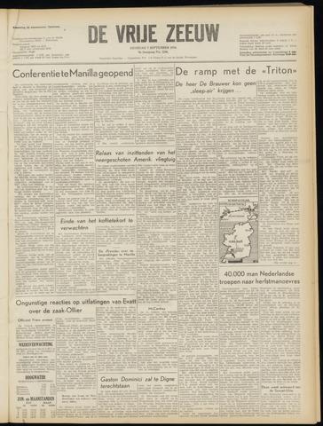 de Vrije Zeeuw 1954-09-07