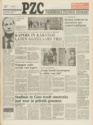 Provinciale Zeeuwse Courant 1974-02-04