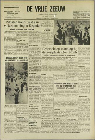 de Vrije Zeeuw 1965-09-13