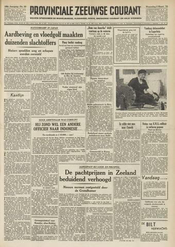 Provinciale Zeeuwse Courant 1952-03-05