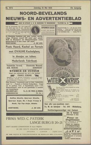 Noord-Bevelands Nieuws- en advertentieblad 1935-05-25