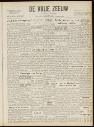 de Vrije Zeeuw 1957-07-24