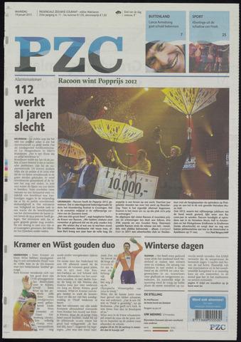 Provinciale Zeeuwse Courant 2013-01-14