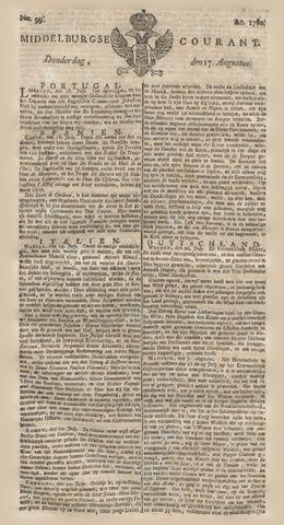 Middelburgsche Courant 1780-08-17