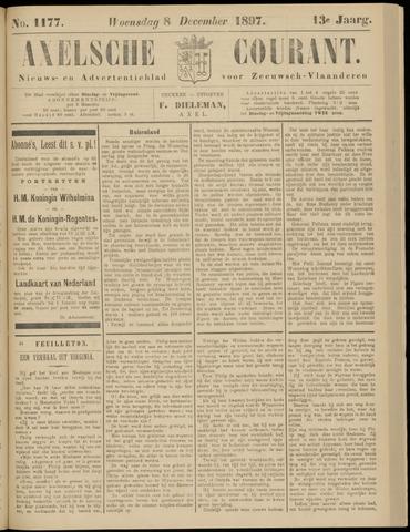Axelsche Courant 1897-12-08