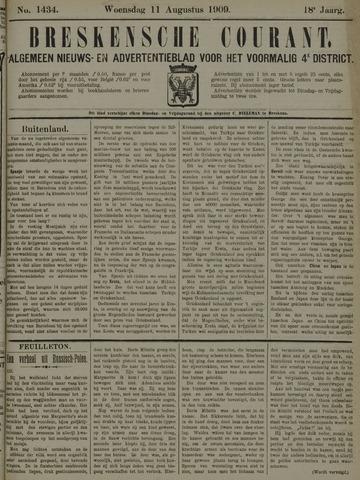 Breskensche Courant 1909-08-11