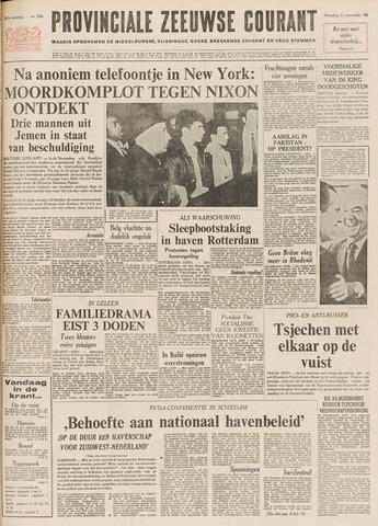 Provinciale Zeeuwse Courant 1968-11-11