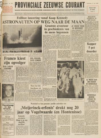 Provinciale Zeeuwse Courant 1969-07-17