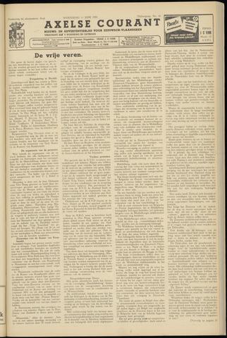 Axelsche Courant 1958-06-11