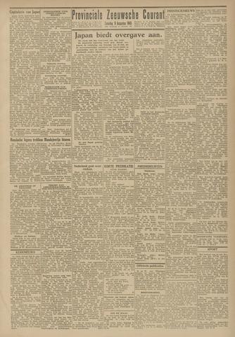 Provinciale Zeeuwse Courant 1945-08-11