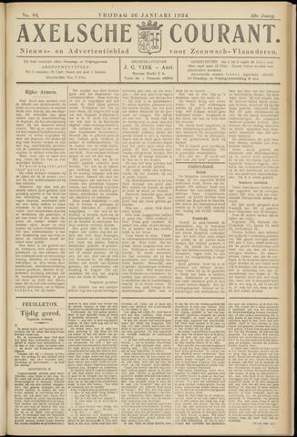 Axelsche Courant 1934-01-26