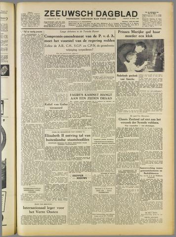Zeeuwsch Dagblad 1952-02-15