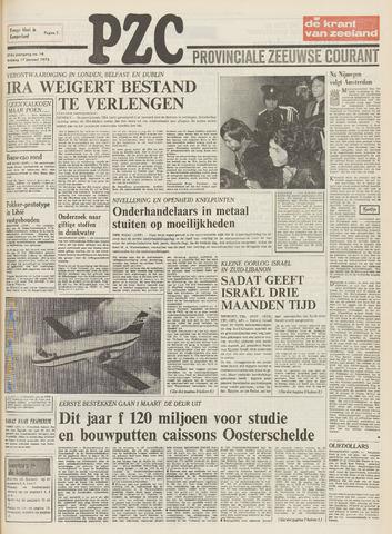 Provinciale Zeeuwse Courant 1975-01-17