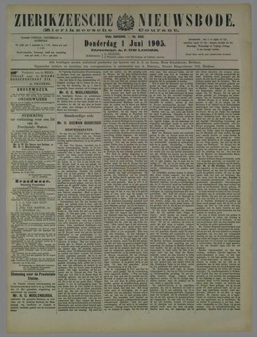 Zierikzeesche Nieuwsbode 1905-06-01