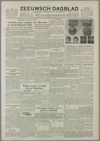 Zeeuwsch Dagblad 1951-08-01