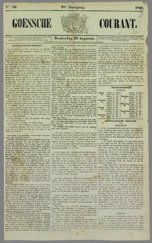 Goessche Courant 1861-08-29