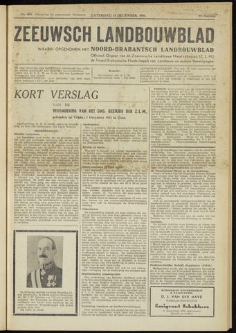 Zeeuwsch landbouwblad ... ZLM land- en tuinbouwblad 1951-12-15