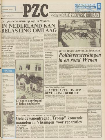 Provinciale Zeeuwse Courant 1978-07-07