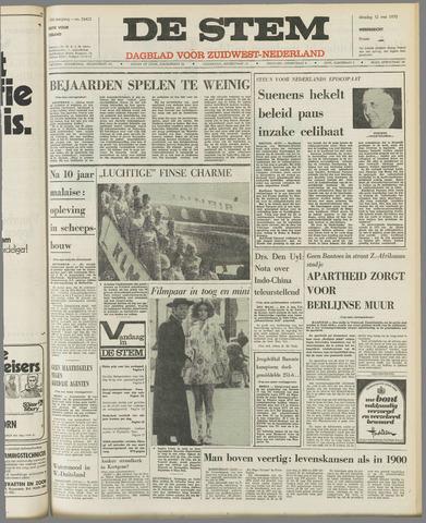 de Stem 1970-05-12