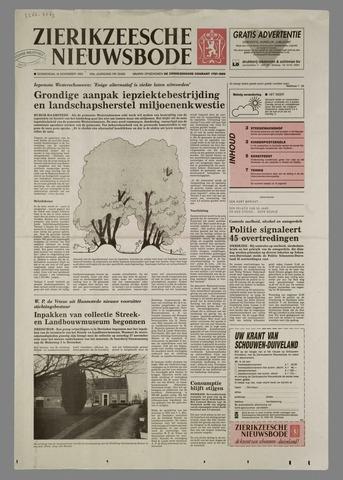 Zierikzeesche Nieuwsbode 1993-11-18