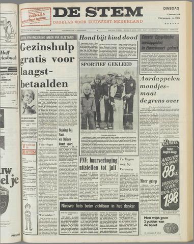 de Stem 1976-02-17