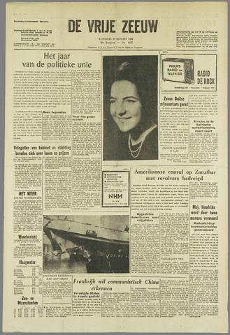 de Vrije Zeeuw 1964-01-18