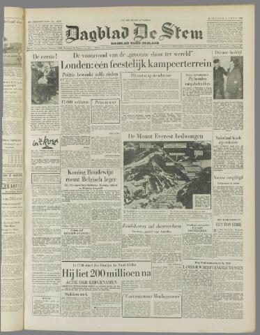 de Stem 1953-06-02