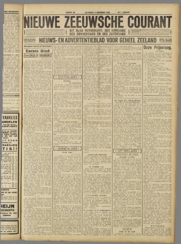 Nieuwe Zeeuwsche Courant 1933-12-09