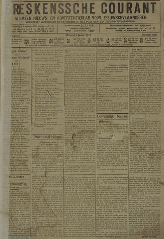 Breskensche Courant 1929