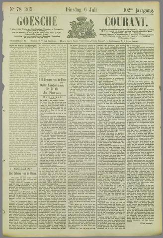 Goessche Courant 1915-07-06