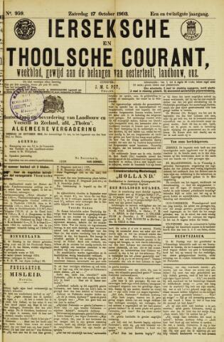 Ierseksche en Thoolsche Courant 1903-10-17