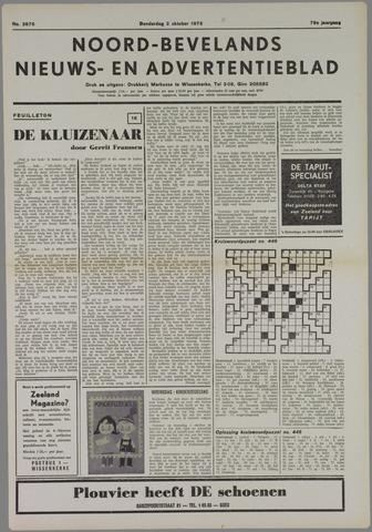 Noord-Bevelands Nieuws- en advertentieblad 1975-10-02