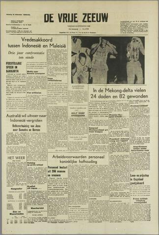 de Vrije Zeeuw 1966-08-12