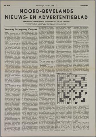 Noord-Bevelands Nieuws- en advertentieblad 1978-11-02