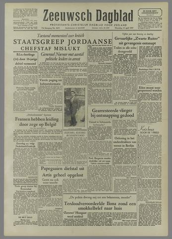 Zeeuwsch Dagblad 1957-04-15