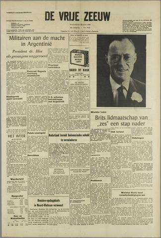 de Vrije Zeeuw 1966-06-29