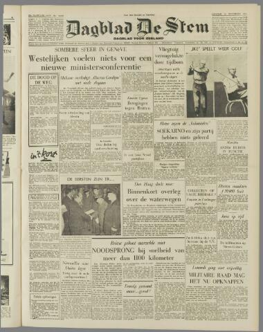 de Stem 1955-11-15