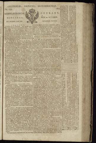 Middelburgsche Courant 1801-10-20